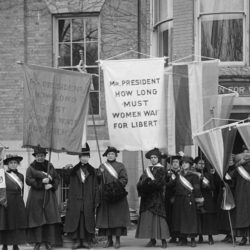 Women's Suffrage Movement is still alive today