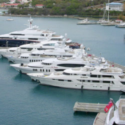 How many yachts does one person really need?