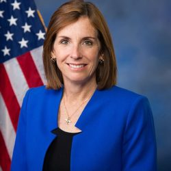 Martha McSally in Congressional photo