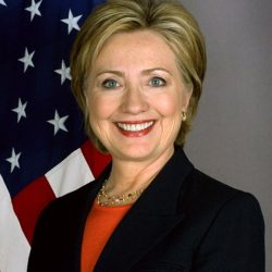 Hillary Clinton official portrait