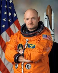 Mark Kelly, Astronaut