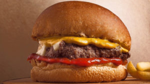 Image: cheeseburger